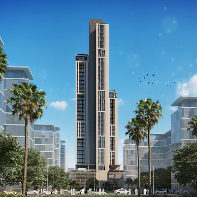 T52-Grand Park Tower